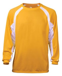 Badger BG2154 - Youth Hook Long Sleeve Tee