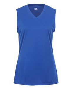 Badger BG2163 - Girls B-Core Sleeveless Tee