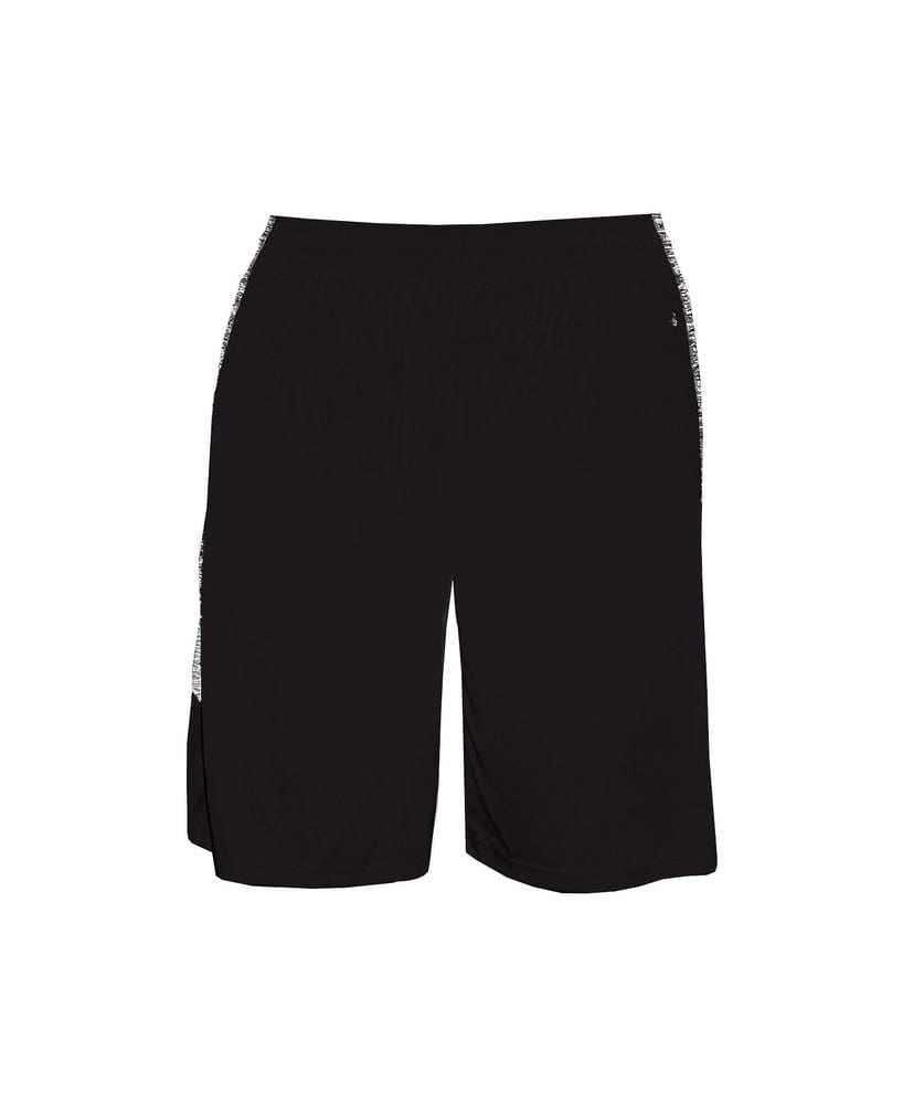 "Badger BG2195 - Youth Blend Panel 7"" Short"