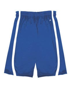 "Badger BG2244 - Youth B-Slam Reversible 6"" Short"
