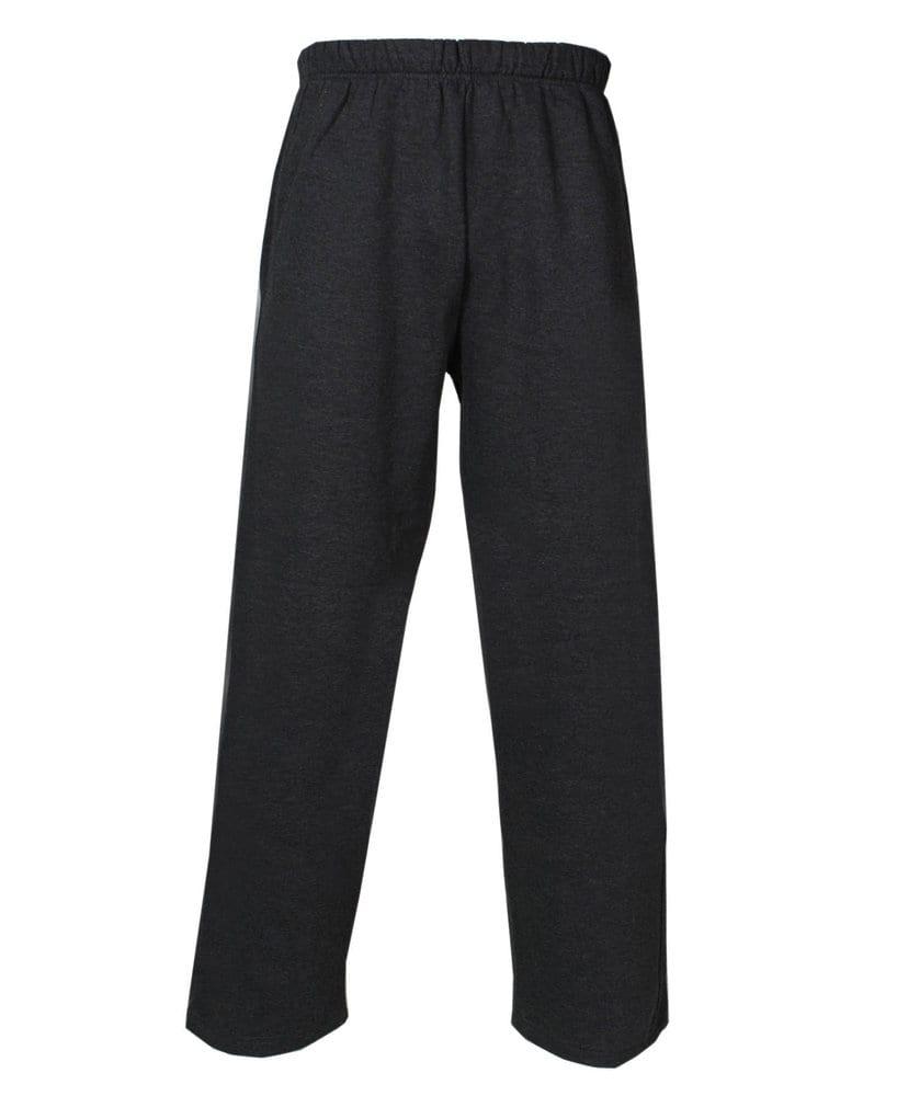 Badger BG2277 - Youth Open Bottom Fleece Pant