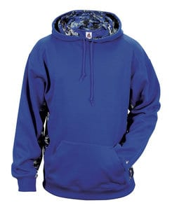 Badger BG2464 - Youth Digital C/B Fleec Hood