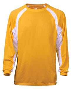Badger BG4154 - Adult Hook Long Sleeve Tee