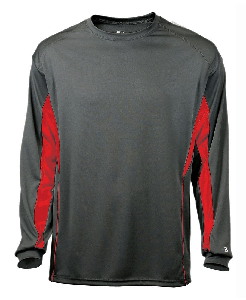 Badger BG4157 - Adult Drive Long Sleeve Tee