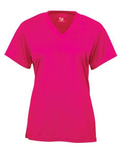 Badger BG4162 - Ladies B-Core V-Neck Tee