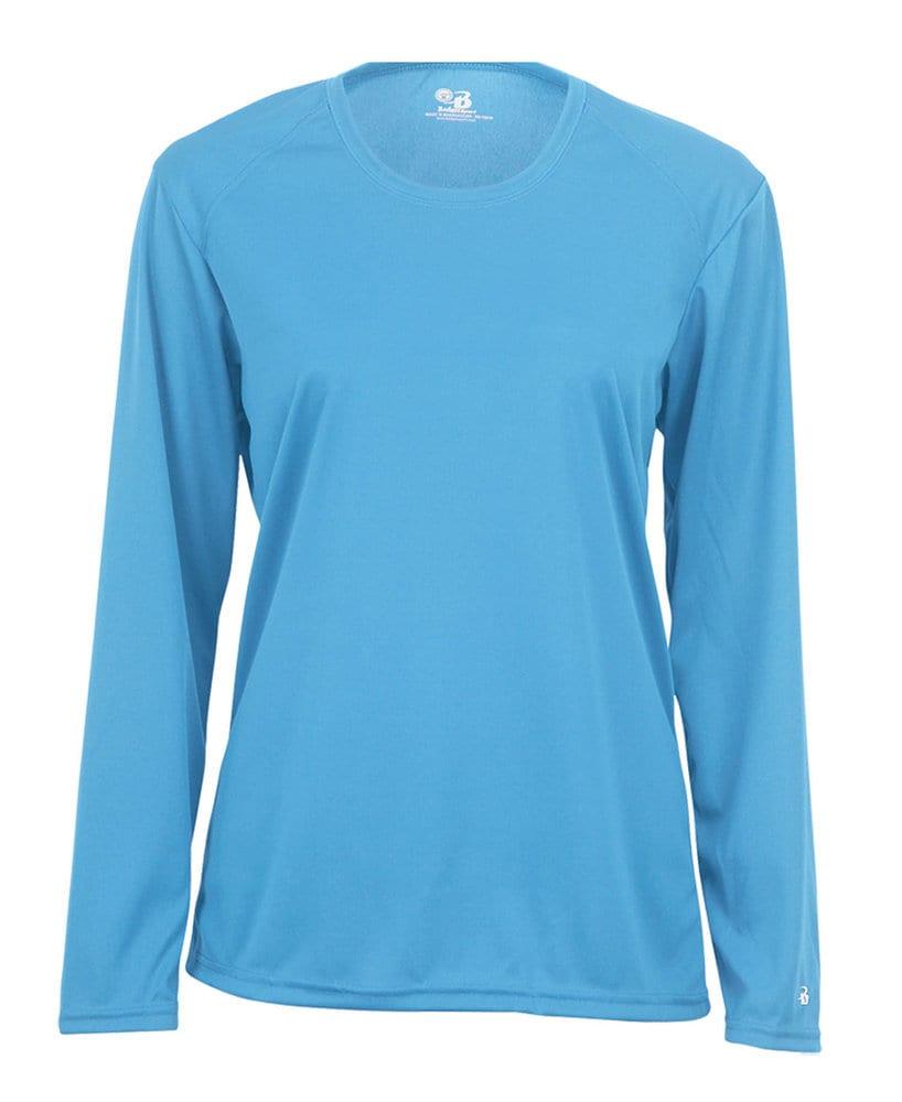 Badger BG4164 - Ladies' B-Core Long Sleeve Jersey