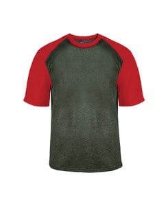 Badger BG4341 - Adult Heather Sport Tee