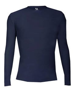 Badger BG4605 - Adult Pro-Compression Long Sleeve Crew