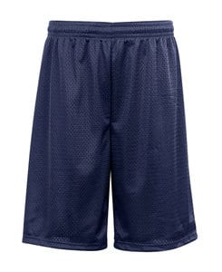 "Badger BG7211 - Adult Mesh/Tricot 11"" Short"