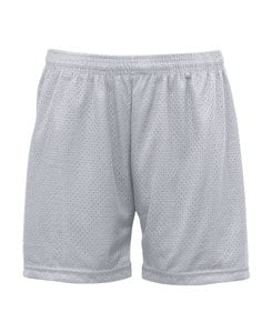 "Badger BG7216 - Ladies Mesh/Tricot 5"" Short"