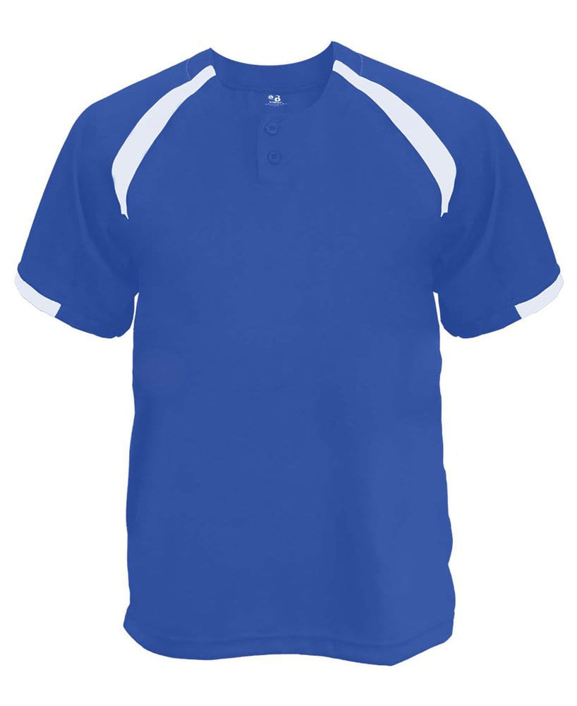 Badger BG7932 - Adult Competitor Placket
