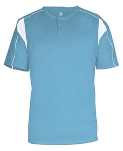 Badger BG7937 - Adult Pro Placket