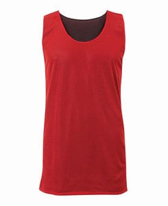 Badger BG8529 - Adult Mesh Reversible Tank