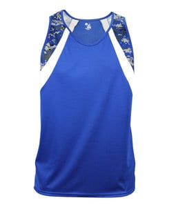 Badger BG8661 - Adult Aero Singlet