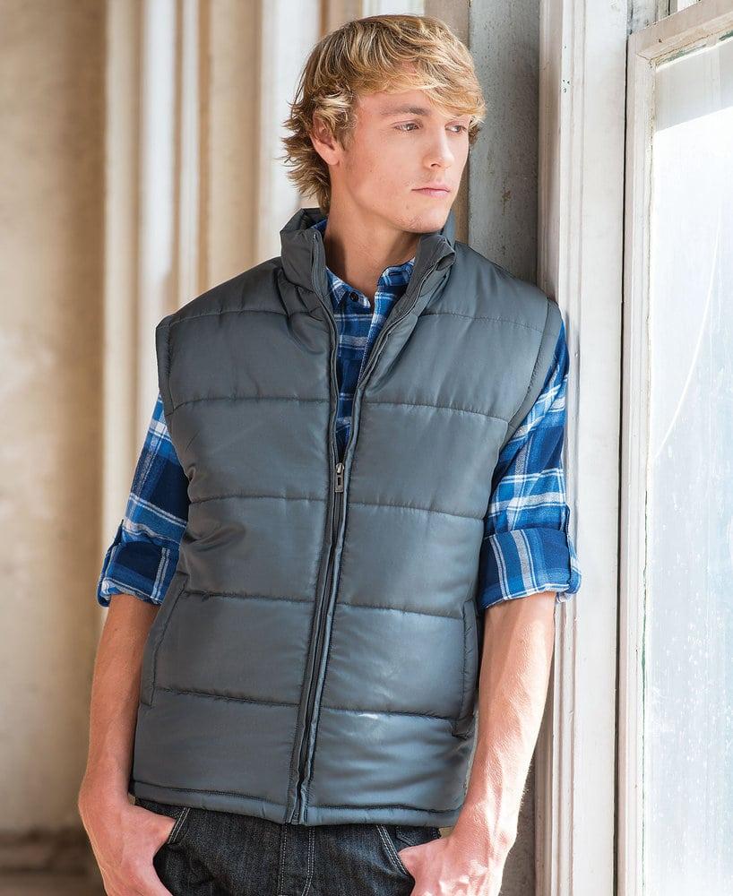 Burnside BN8700 - Adult Puffer Vest