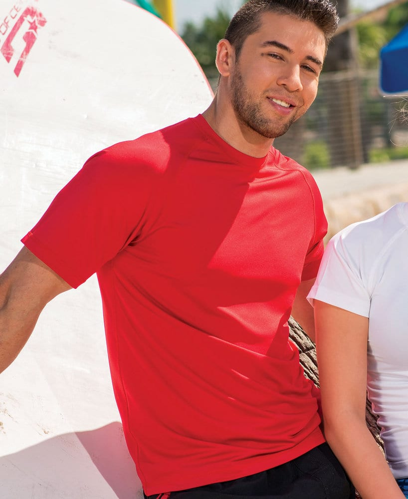Burnside BN9150 - Rash Guard Tee