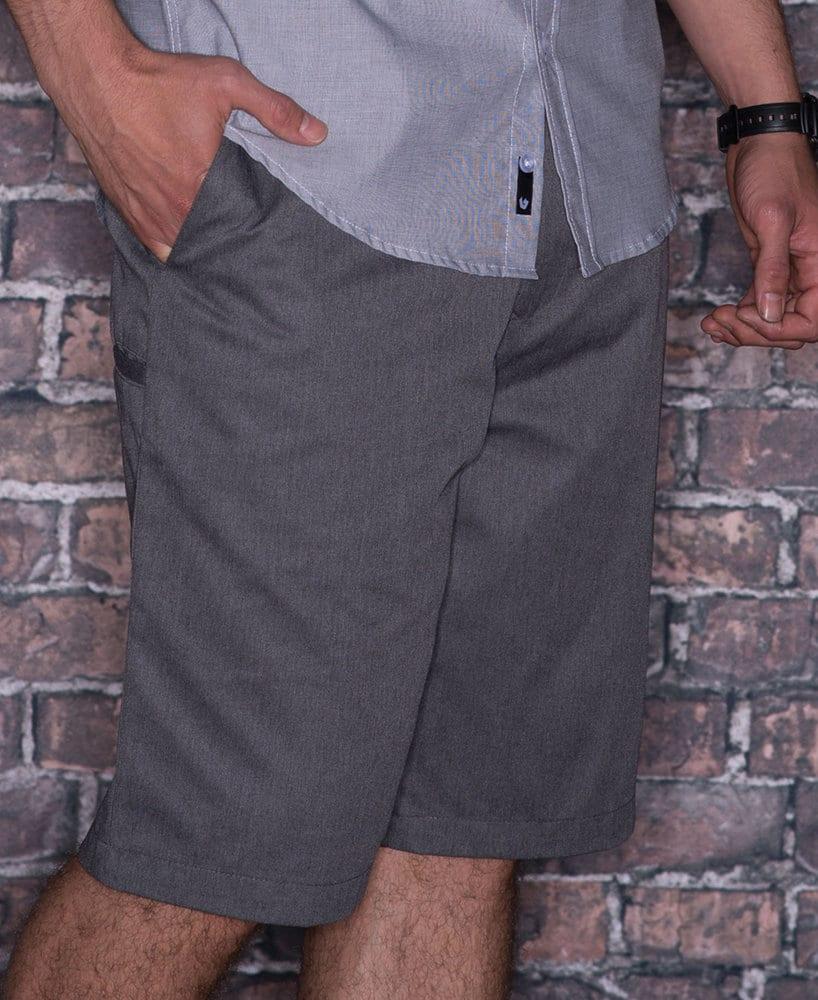 Burnside BN9860 - Adult Chino Shorts