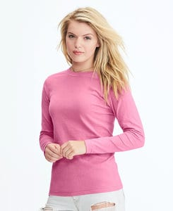 Comfort Colors CC3014 - Ladies Midweight Ring Spun Long Sleeve Tee