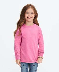 Comfort Colors CC3483 - Youth Midweight Ring Spun Long Sleeve Tee