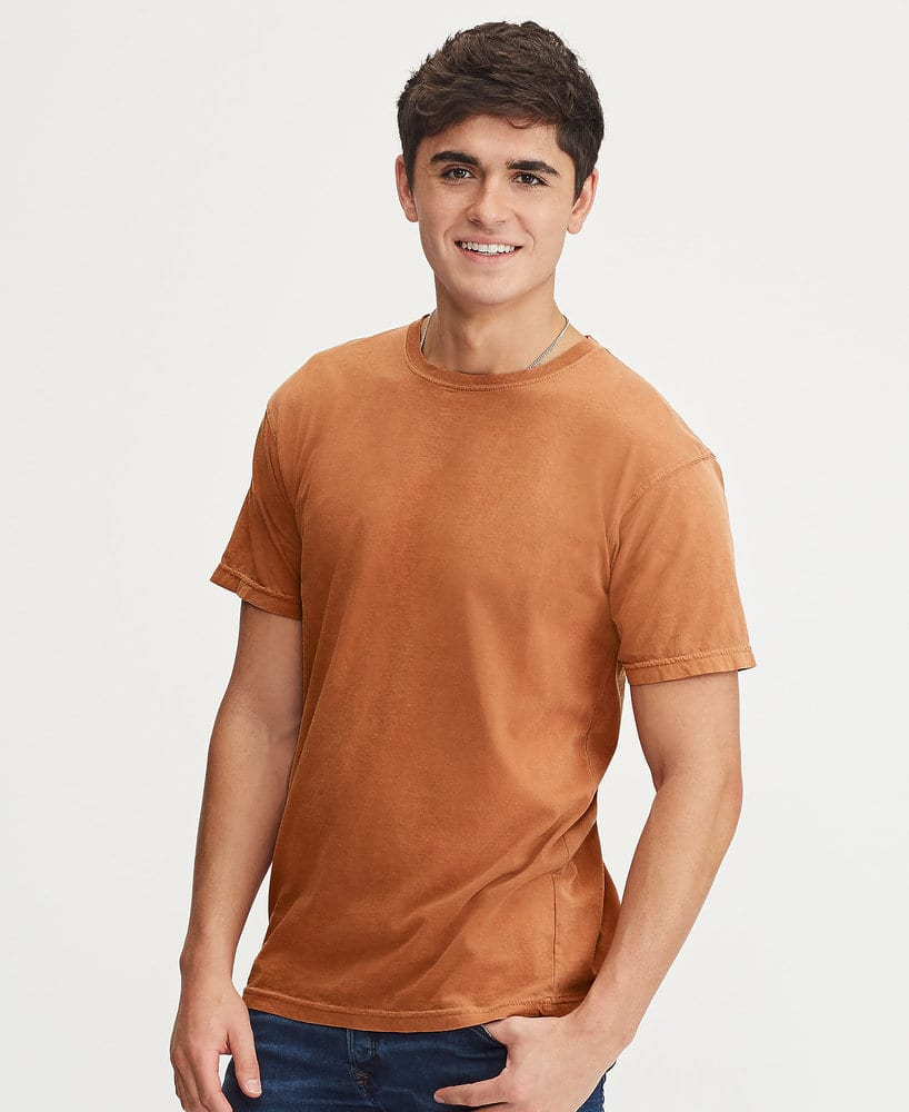 Comfort Colors CC4017 - Adult Lightweight Ring Spun Tee
