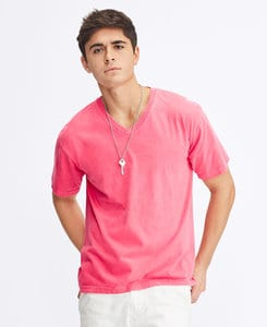 Comfort Colors CC4099 - Adult Midweight Ring Spun V-Neck Tee