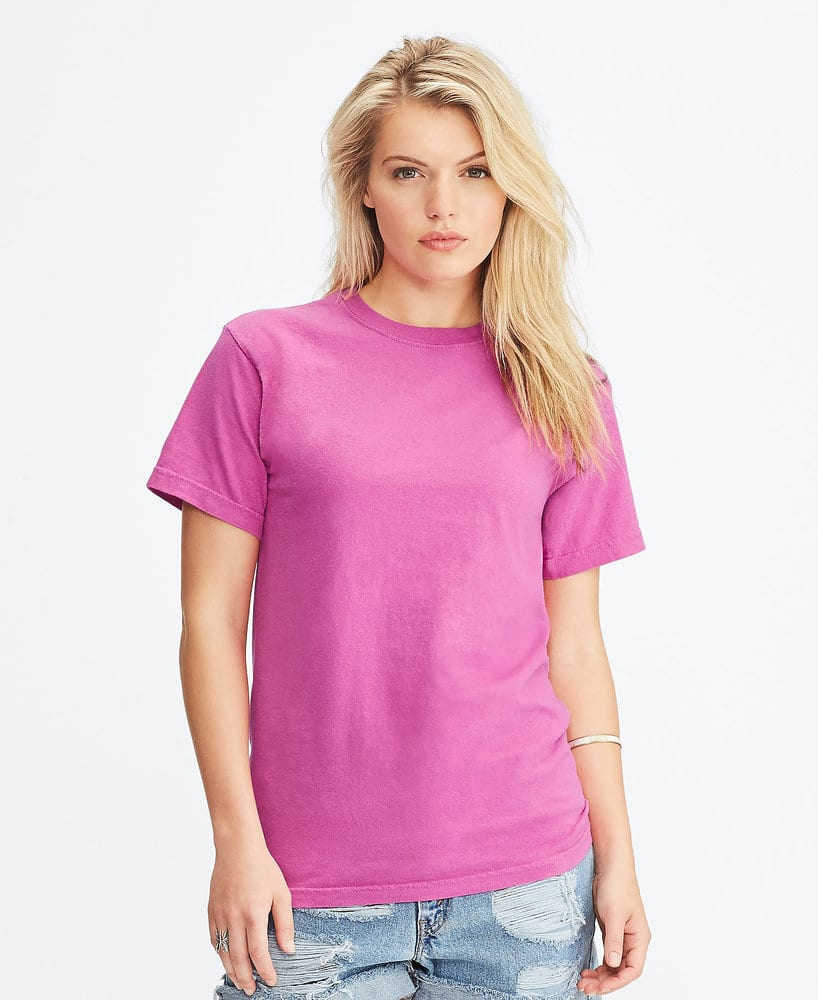 Comfort Colors CC4200 - Ladies' Ring-spun Fitted Tee