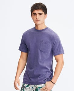 Comfort Colors CC6030 - Adult Heavyweight Ring Spun Pocket Tee