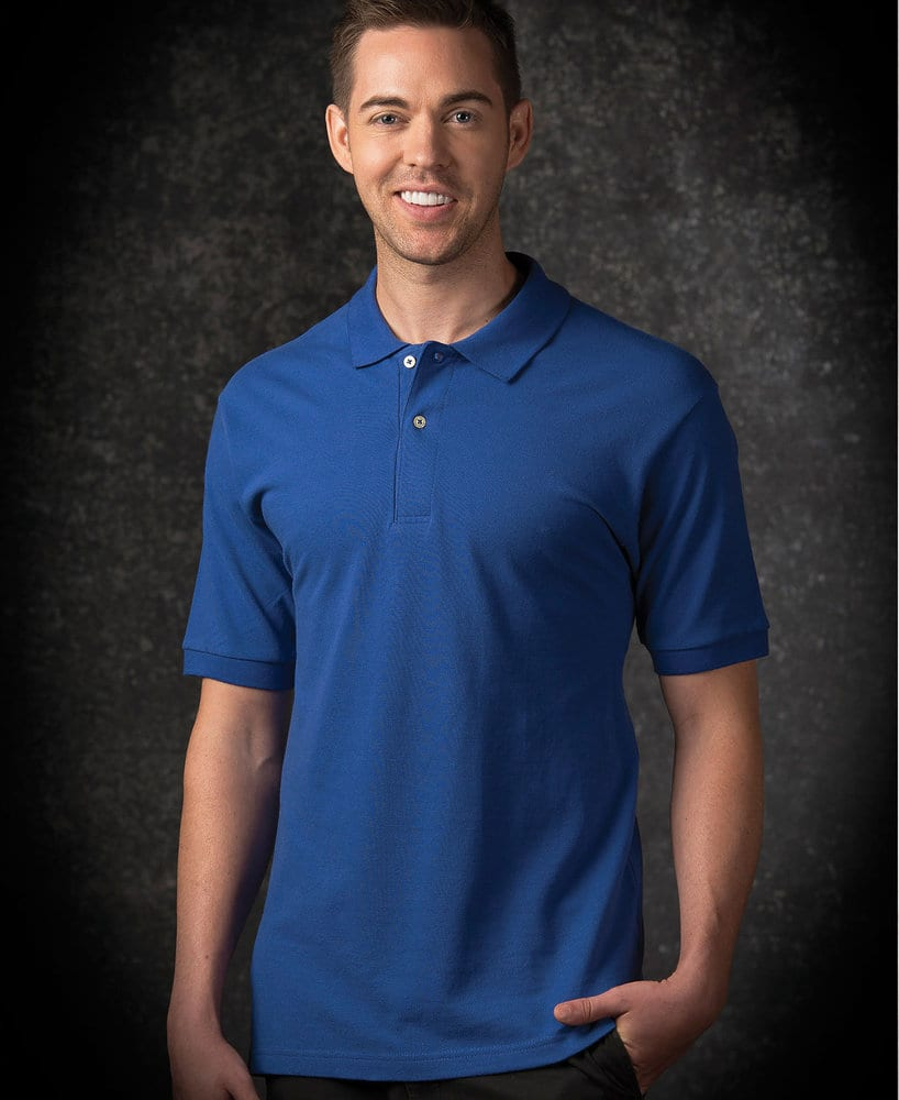 FeatherLite SP2100 - Featherlite Adult Pique Sport Shirt