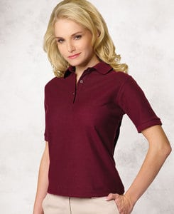 FeatherLite SP5500 - Featherlite Ladies Silky Smooth Sport Shirts