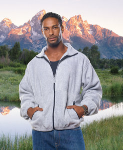 Sierra Pacific SP3061 - Sierra Pacific Full Zip Polar Fleece