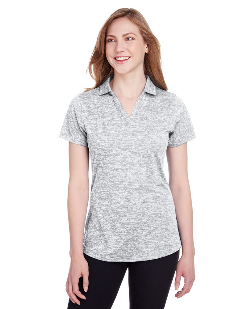 Puma Golf 596802 - Ladies Icon Heather Polo
