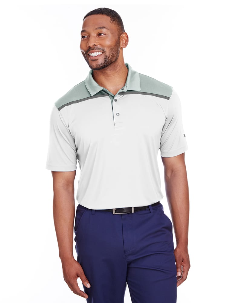 Puma Golf 596805 - Men's Bonded Colorblock Polo