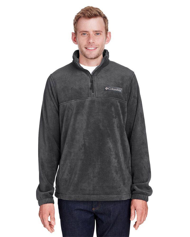 Columbia 1620191 - Veste polaire demi-zip St-Shirts Mountain pour homme