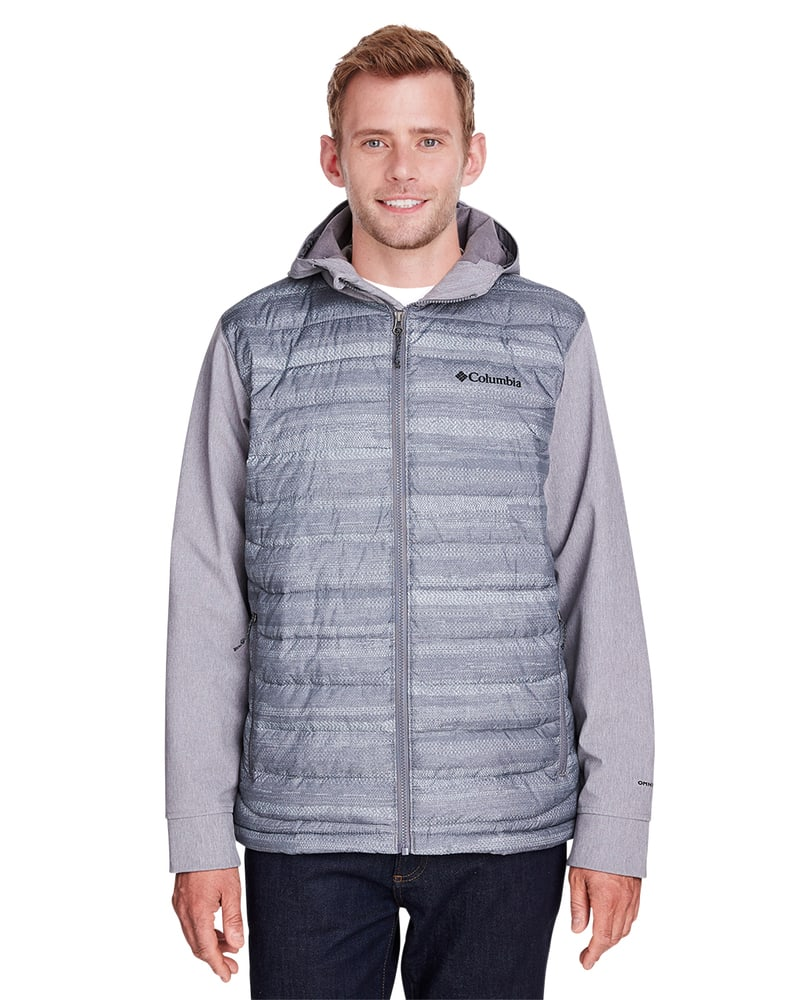 Columbia 1864631 - Men's Powder Lite Hybrid Jacket