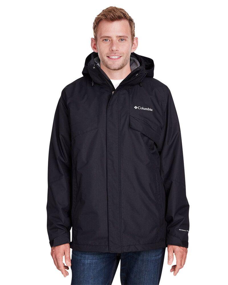 Columbia 1800661 - Men's Bugaboo II Fleece Interchange Jacket
