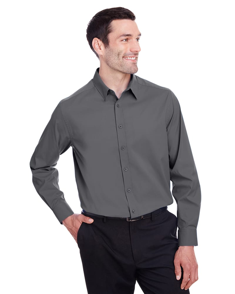 Devon & Jones DG542 - Men's CrownLux Performance Stretch Shirt