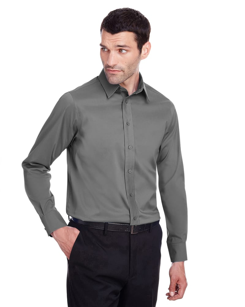 Devon & Jones DG560 - Men's Crown Collection Stretch Broadcloth Slim Fit Shirt