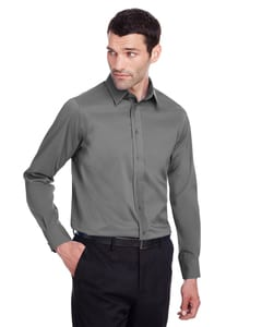 Devon & Jones DG560 - Mens Crown Collection Stretch Broadcloth Slim Fit Shirt