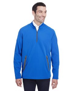 North End NE401 - Mens Quest Stretch Quarter-Zip