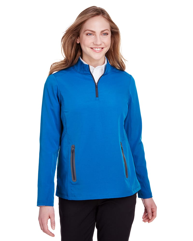 North End NE401W - Ladies Quest Stretch Quarter-Zip