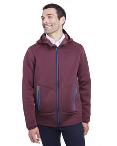 North End NE707 - Mens Paramount Bonded Knit Jacket