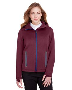 North End NE707W - Ladies Paramount Bonded Knit Jacket