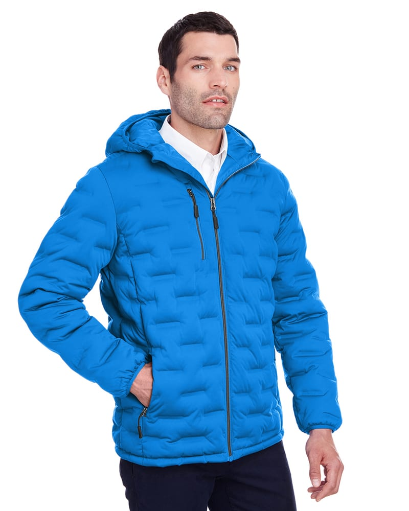 North End NE708 - Men's Loft Puffer Jacket