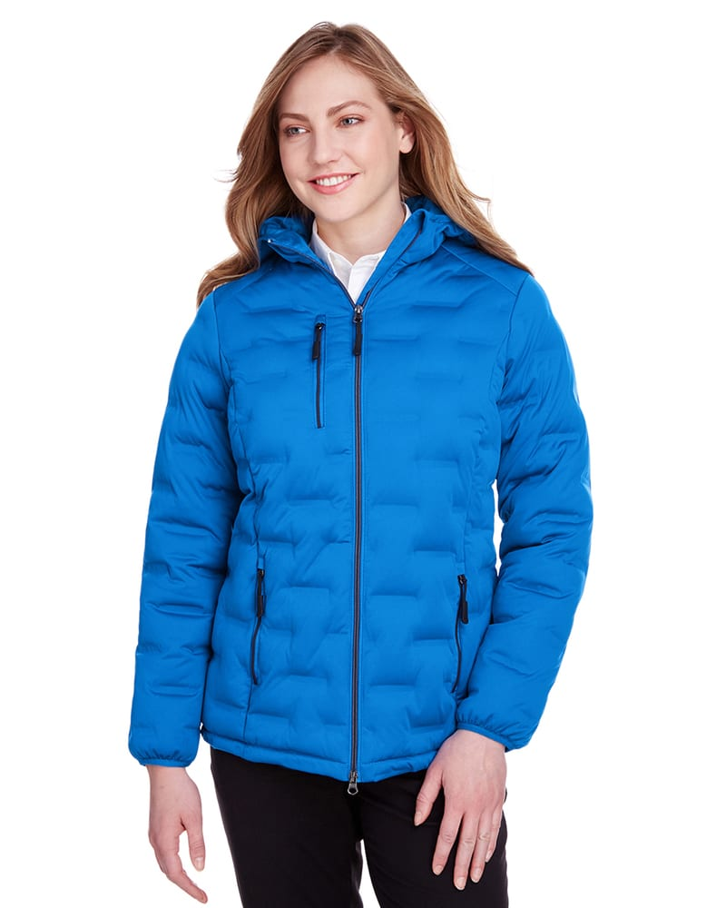 North End NE708W - Ladies Loft Puffer Jacket