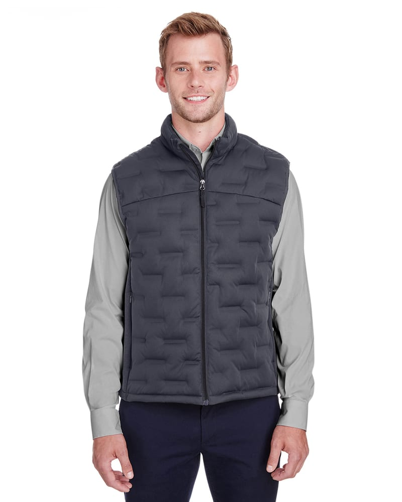 North End NE709 - Men's Pioneer Hybrid Vest