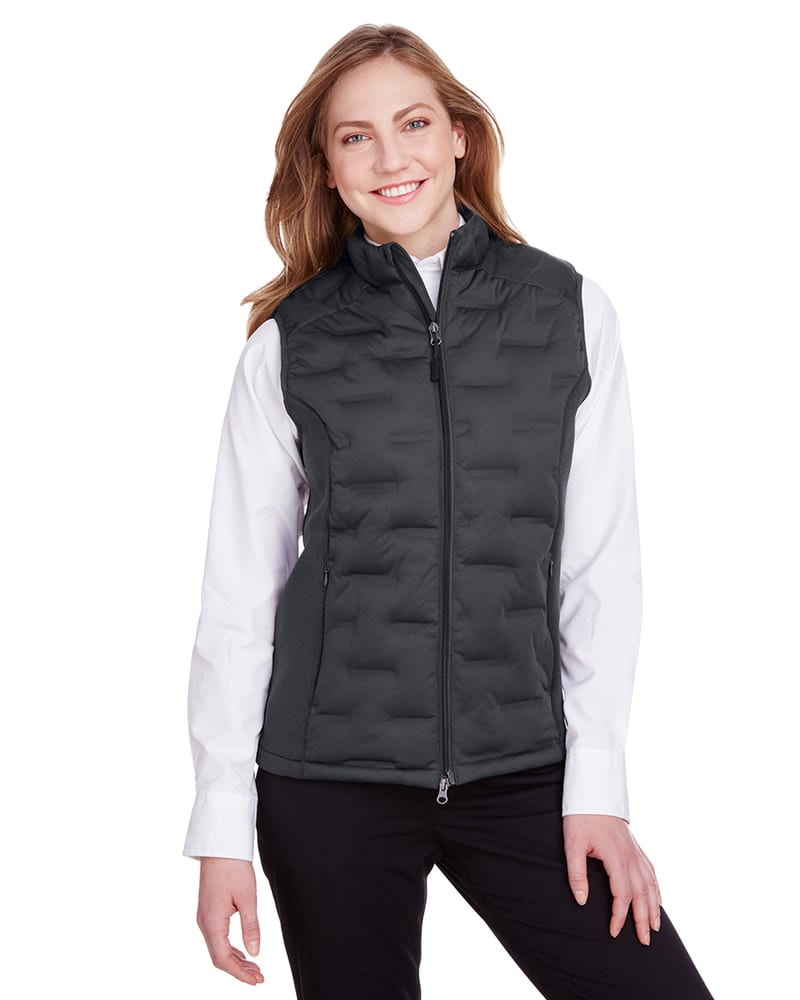 North End NE709W - Ladies Pioneer Hybrid Vest