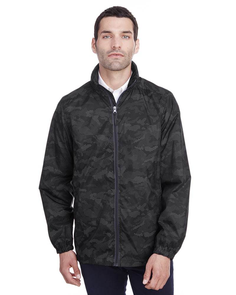 North End NE711 - Men's Rotate Reflective Jacket