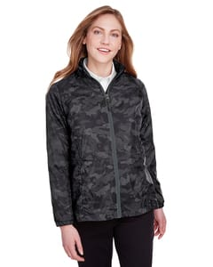 North End NE711W - Ladies Rotate Reflective Jacket