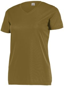 Augusta Sportswear 4792 - Ladies Attain Wicking Set In Sleeve Tee