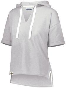 Holloway 229776 - Ladies Sophomore Short Sleeve Hoodie